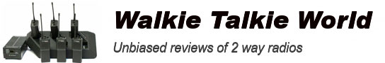 Walkie Talkie Reviews