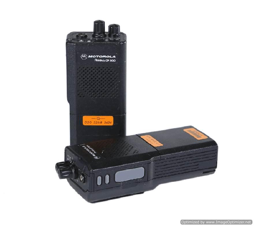 Motorola Radius Gp300 user manual